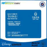 China Personalized Anti Slip Rubber Mouse Pads With Logo , Picture , Photo Optional Color on sale