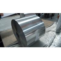 Laminate Aluminium Packaging Foil Double Zero For Cigarette ISO9001 Approval