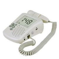 Quality USB Function Fetal Heart Rate Doppler With High Sensitivity WaterProof Probe for sale
