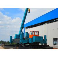 Quality Driven Pile Machine ZYC280 1.8m Piling Stroke Eco - Friendly Feature for sale