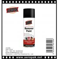 China Aeropak Graffiti Cleaner And Remover Paint Remover Cleaner Spray Paint on sale