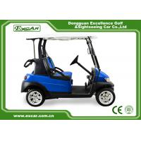 Quality Golf Course Battery Powered Golf Buggy 2 Seater With Trojan Battery for sale