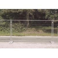 Quality M350 Mobile Security Fencing Panels 2.0mx3.5m for sale