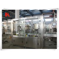 Quality PET Bottle Carbonated Beverage Filling Machine Rinsing Filling Capping 3 In 1 Monoblock for sale