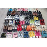 China Mix Grade 1 Used shoes Wholesale , Second hand Sports and Casual Shoes on sale