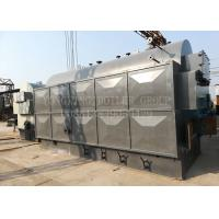 China 0.5-6t Wood Coal Boiler And Pellet Fired Boiler Assembled Steam Boiler For Food Mill on sale