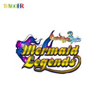China New IGS Ocean King 3 Mermaid Legends Software fishing hunter game machines for game software on sale