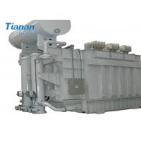 Buy Outdoor Electrical Oil Immersed Power Transformer / Arc Furnace Transformer at wholesale prices