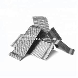 China Glued Hooked End Steel Fiber Used In Concrete For Shotcrete ELT-65/35 on sale