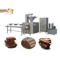 Quality Factory Price  Cereal Protein Granola Nut Bar Maker Processing Machine for sale