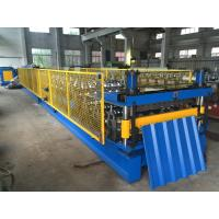 Quality Building Material Steel Wall Panel Roll Forming Machine With Hydraulic Station for sale