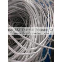 Quality Ceramic Fiber Braided Round Rope for sale