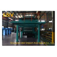 China Continuous Caster Strip Casting Machine / Bus Bar Continous Casting Machine on sale