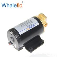 China Whaleflo  3.7GPM 12LPM High discharge head  Self priming DC Motorcycle Electrical Fuel Pump on sale