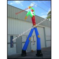 Quality Durable Rip Stop Nylon Wacky Inflatable Arm Man For Advertisement for sale