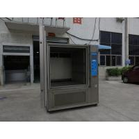 Quality AC220V Environmental Test Equipment , High Low Temperature Cycle Test Chamber With Cooling System for sale