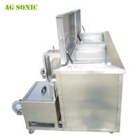 Quality Multi Tanks Ultrasonic Engine Cleaning Machine With Custom Made Tank Size AG - 3072G for sale