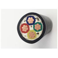 Three Core Unarmoured PVC Insulated Power Cable 3*10 Sq Mm Open Air Installed