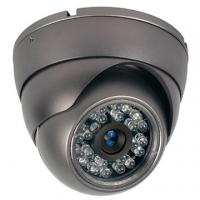 """Quality 650TVL 35m IR Distance OSD Security VandalProof Dome Infrared Camera With 1/3"""" SONY Color for sale"""