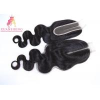 Quality 8 to 20 Inch Natural Color Kim Closure Virgin Hairs 2 *6 Middle Part Closure for sale
