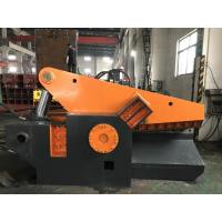 Quality Simple Operation Color Customized Q43 Series Alligator Scrap Metal Shear Machine for sale