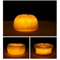 Creatively accordion paper lamp with CE Mark