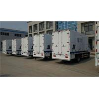 Quality Large Capacity Tank Truck Mounted Generator Sets 460 KW 50HZ / 60HZ for sale