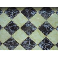 Buy Anti UV Interlocking Decorative PVC Wall Panels Artificial Stone Marble at wholesale prices