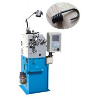 Quality High Precision 2 Axis Automatic Spring Machine Unlimited Wire Feed Length for sale