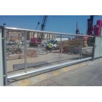 Quality M500 Slidinggate 7m left Electric Heras Security Fencing for sale