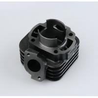 China 2 Stroke Yamaha Single Iron Engine Cylinder Block JOG80 With Iron Alloy on sale