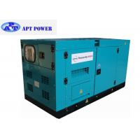 Buy cheap 12kW Enclosed Perkins Diesel Generator with Weather - Proof Silent Canopy from Wholesalers