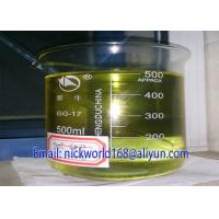 Quality Anabolic Steroids Bodybuilding , Trenbolone Acetate Injection For Muscle Growth for sale