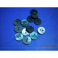 Quality Black MOP Shell Buttons with 2holes for sale