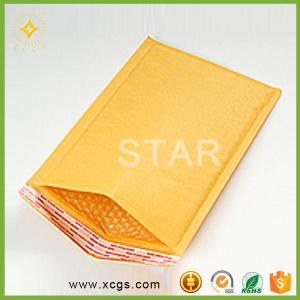 Quality Golden Kraft Paper Bag/Mailer Custom Bubble Envelope From China Professional Manufacturer for sale