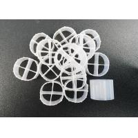 Quality High Quality Biocell Filter Media With Virgin HDPE Material And White Color For RAS for sale