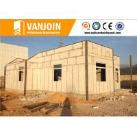 Quality 100mm Calcium Silicate EPS Cement Sandwich Wall Panel for Floor for sale