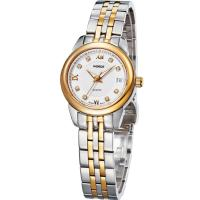 China classic watch ladies gold bangle watches WG93009 on sale