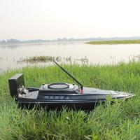 Quality control auto fishing boat HYZ-80A fish finder RC bait boat for sale