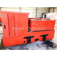 China 2.5T battery locomotive,locomotive for mining , Tunnel Battery Operated Electric Locomotive for Mining on sale