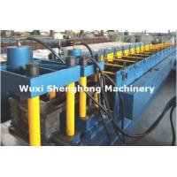 Quality SGCC / SPCC Purplin Cold Roll Forming Machine for 1.5mm - 3mm C Shape Purlin for sale