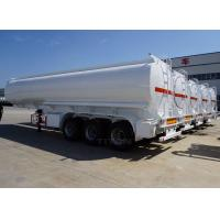 Quality TITAN stainless steel fuel/oil tank semi trailer with 40,000 Liter capacity for sale for sale