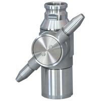 Quality rotary washing cleaning bottles spray nozzle for sale