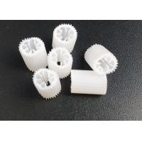 Quality MBBR Bio Media Heavy Size 5*10mm White Virgin HIPS Material Plastic Biocell For  treatemt for sale