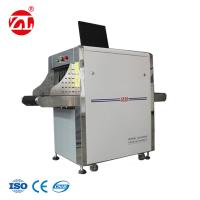China X Ray Metal Detector Scanner , Luggage Metal Detecting Equipment on sale