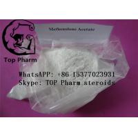 Quality 99% Purity Methenolone Acetate / Primobolan acetate CAS  434-05-9 raw powder for body building for sale