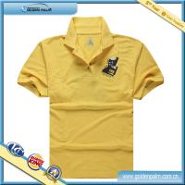 2014 Bulk Printing Cheap Custom Printed Polo Shirts Of