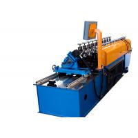 Quality CNC Control Light Steel Keel Roll Forming Machine Low Energy Consumption for sale