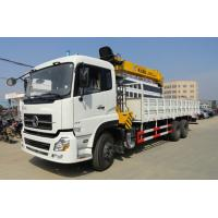 Quality 10 ton lifting Truck mounted crane, crane truck for sale