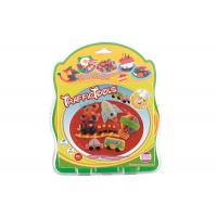 Quality Colorful Arts And Crafts For Preschool Kids 36 Months And Up / Dough Toys Set for sale